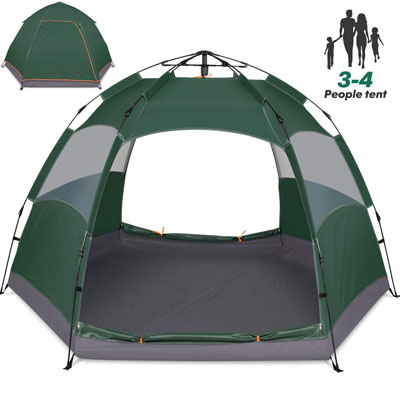 3. Amagoing Camping Tents- Waterproof Design