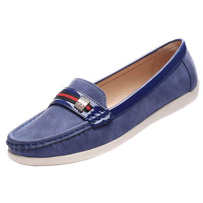 6- GUCHENG Casual Loafers