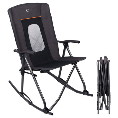 8. PORTAL Outdoor Folding Rocking Chair