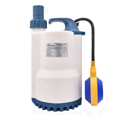 4. SONGJOY Submersible Sump Pump
