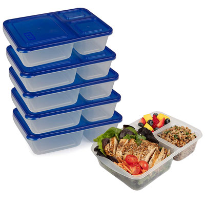 #10. The Biggest Loser Lunch Box Containers