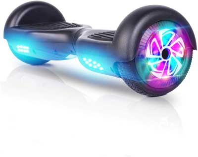 #10. FLYING-ANT Two-Wheel 6.5'' for Kids Self-Balancing Hoverboard Electric Scooter