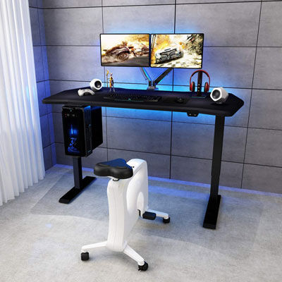 6. FLEXISPOT height adjustable PC gaming desk