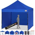 ABCCANOPY canopy Tent - Commercial Tents Market stall with 4 Removable Sidewalls