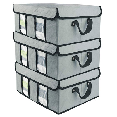 #6. SOFTaCare Under bed Foldable Storage Closet Organizer