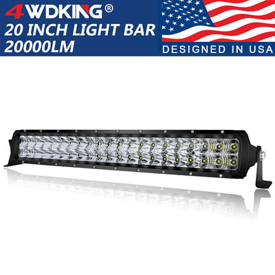 8. 4WDKING LED Light Bar
