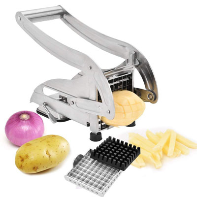 #8. IKOCO French Fry Cutter (1/2 inch blade)