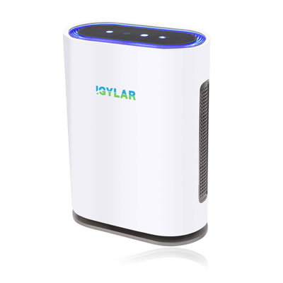 #5. iGylar ETL Verified with Smart Air Monitor Air Purifier