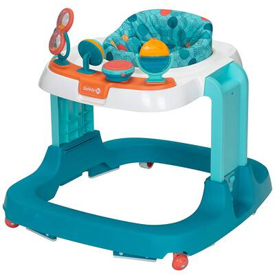 #6. Disney Safety 1St Developmental Walker, One Size