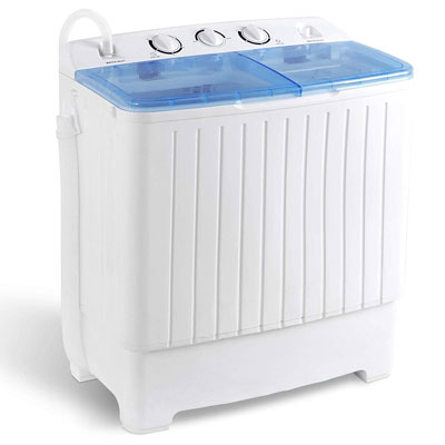 5. SUPER DEAL 5th Generation Washing Machine 17.6 lbs.