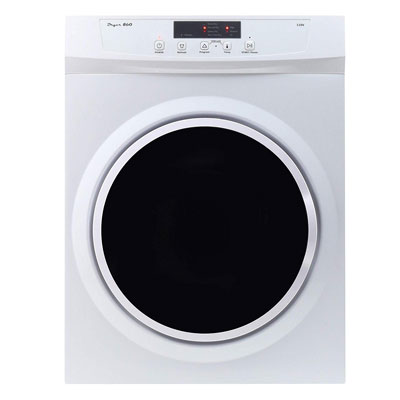 2. Equator ED860 Compact Laundry Dryer - Dry/Refresh function