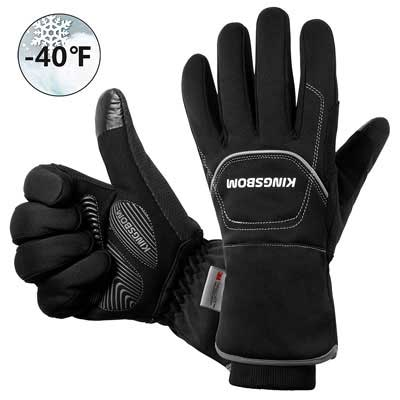 1. Touch Screen Windproof and Waterproof Thermal Gloves