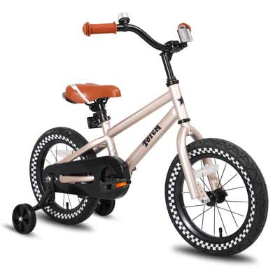 9. JOYSTAR Kids Bike for Girls and Boys with Training Wheels