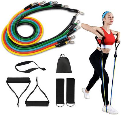 #6. DHSO Booty Exercise Resistance Bands