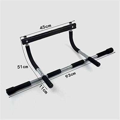 #10. Aniyoge Door Frame Wall-Mounted Pull-Up Bar for Doorway Strength Training Equipment