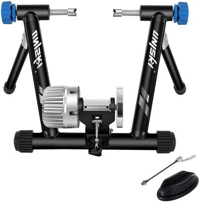 4. Unisky Fluid Bike Trainer with Noise Reduction