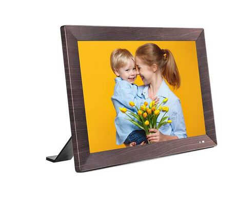 4. Vankyo Touch Screen Instant Share Photos Digital Photo Frame with 16GB Storage
