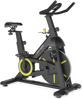1. MBH Fitness Make Body Healthy Magnetic Indoor Stationary Bike for Home and Gym