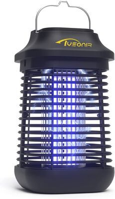 5. ZFITEI Bug Zapper for Indoor and Outdoor Use