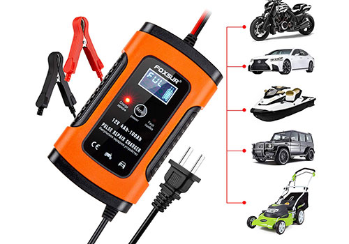 Top 10 BestCar Battery Charger In 2019 Reviews