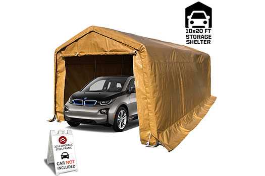 Top 10 Best Car Shelters in  2019 Reviews