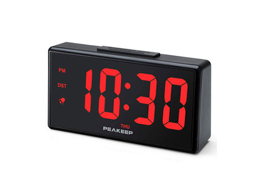 Top 10 Best Digital Alarm Clock with USB Port in 2019 Reviews