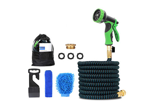 Top 10 Best Expandable Garden Hose in 2019 Reviews