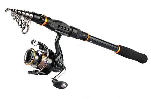 Top 10 Best Fishing Rod and Reel In 2019 Reviews