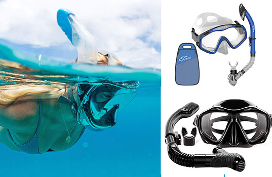 Top 10 Best Full Face Snorkel Mask in 2019 Reviews