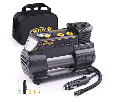 Top 10 Best Portable Air Compressor for Car in 2019 Reviews