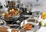 Top 10 Best Stainless Steel Cookware Sets In 2020 Reviews