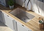 Top 10 Best Stainless Steel Kitchen Sinks in 2020 Reviews