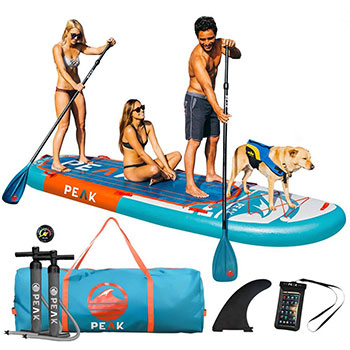 Top 10 Best Stand Up Paddle Board In 2019 Reviews